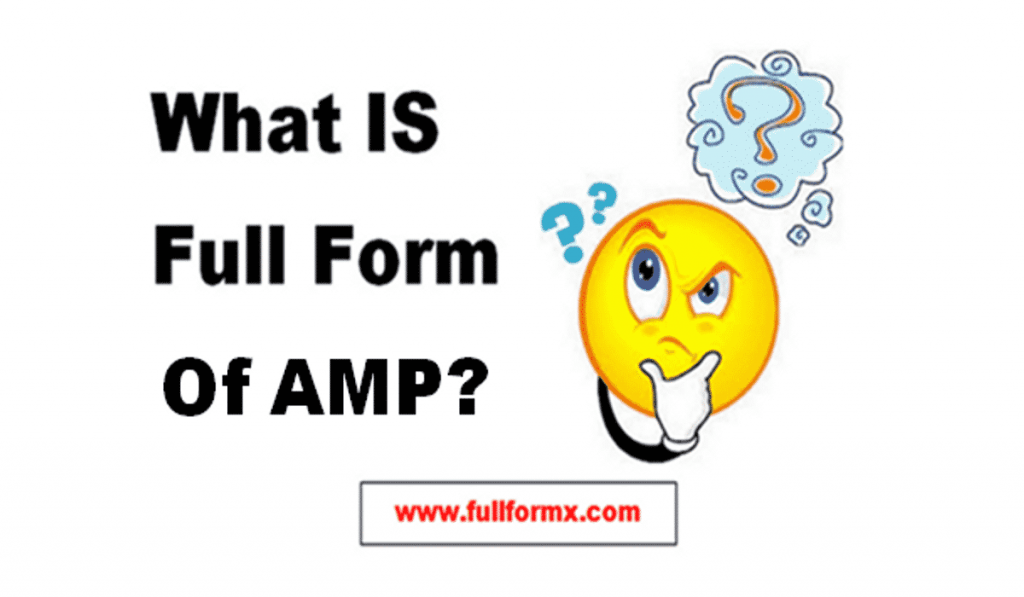 AMP Full Form