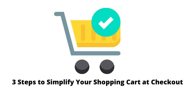 Shopping Cart at Checkout