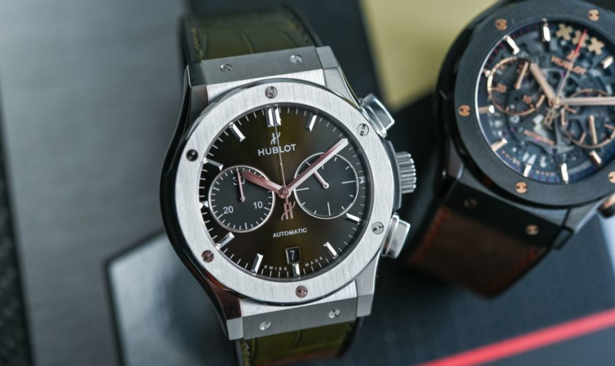 3 Timepieces to Buy in Hublot Luxury Watch 2021