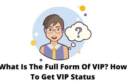 full-form-of-vip