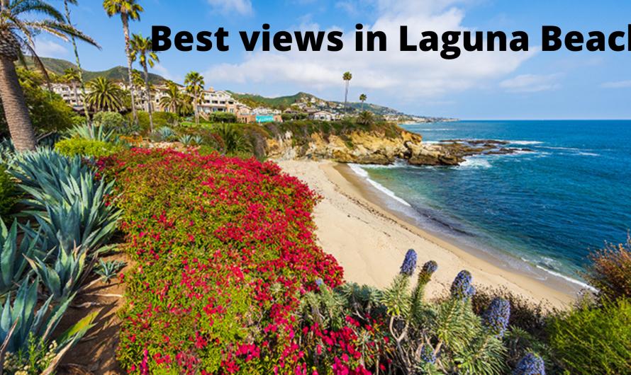 Best views in Laguna Beach