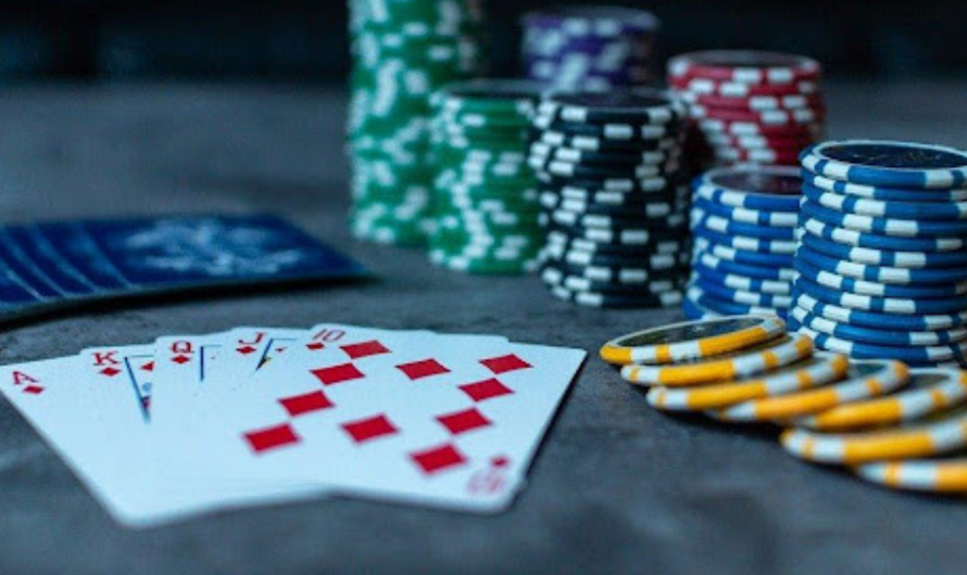 How to learn poker games in 6 easy steps