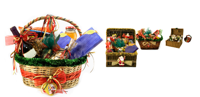 Where Can You Get Attractive Christmas Gift Baskets?